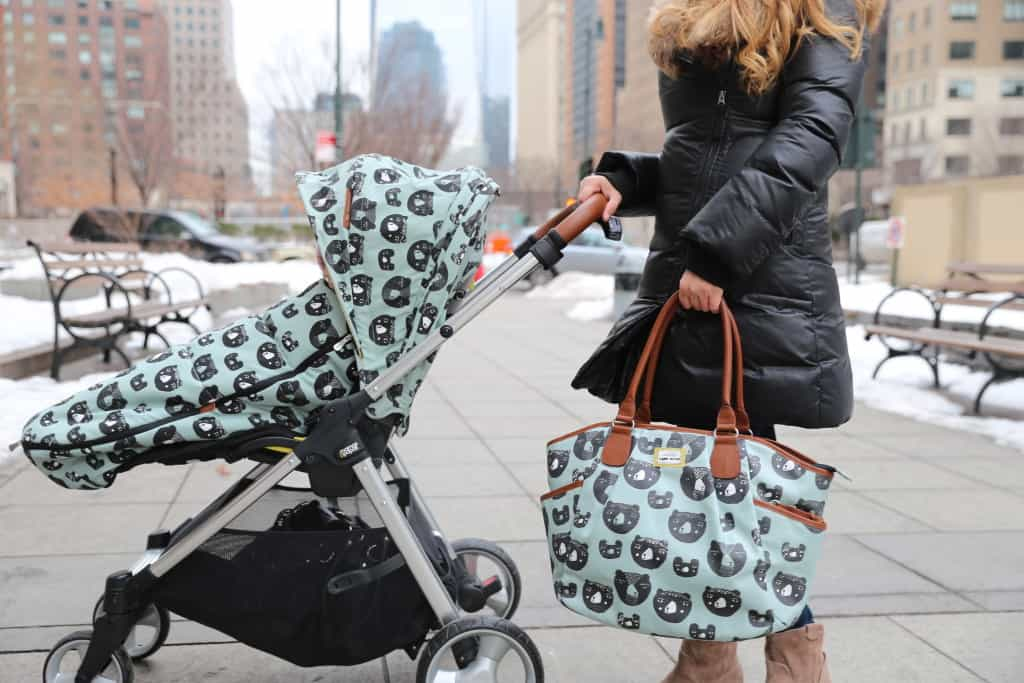 Mamas Papas Footmuff Designer Baby Mamas Papas Giveaway Stroller In The City