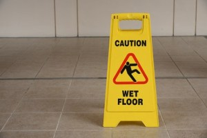 slip and fall accident
