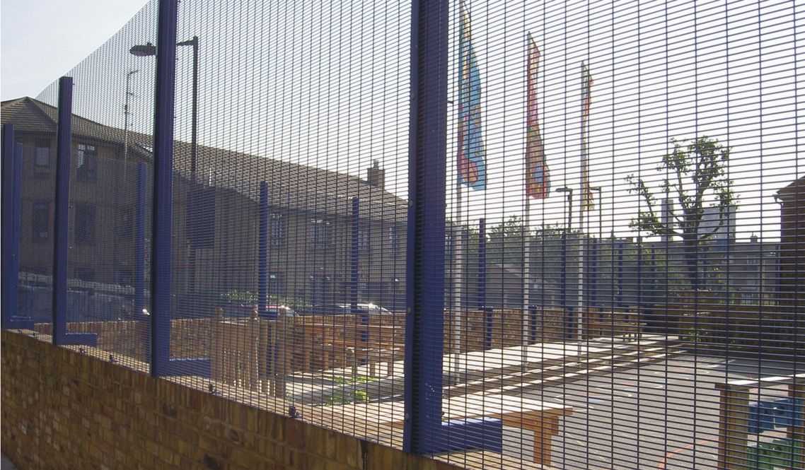 Stronghold Of Security Security Fencing | Steel Palisade Fencing | Welded Mesh