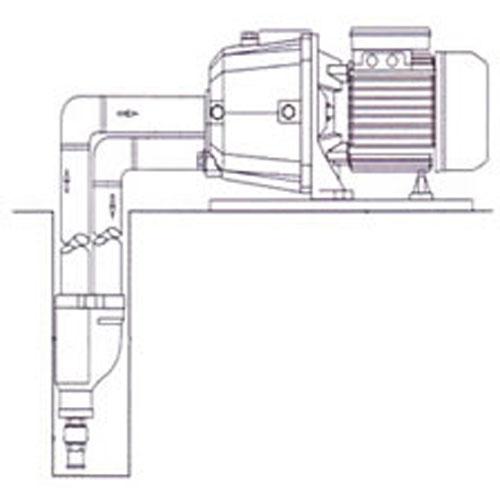 high pressure water jet diagram