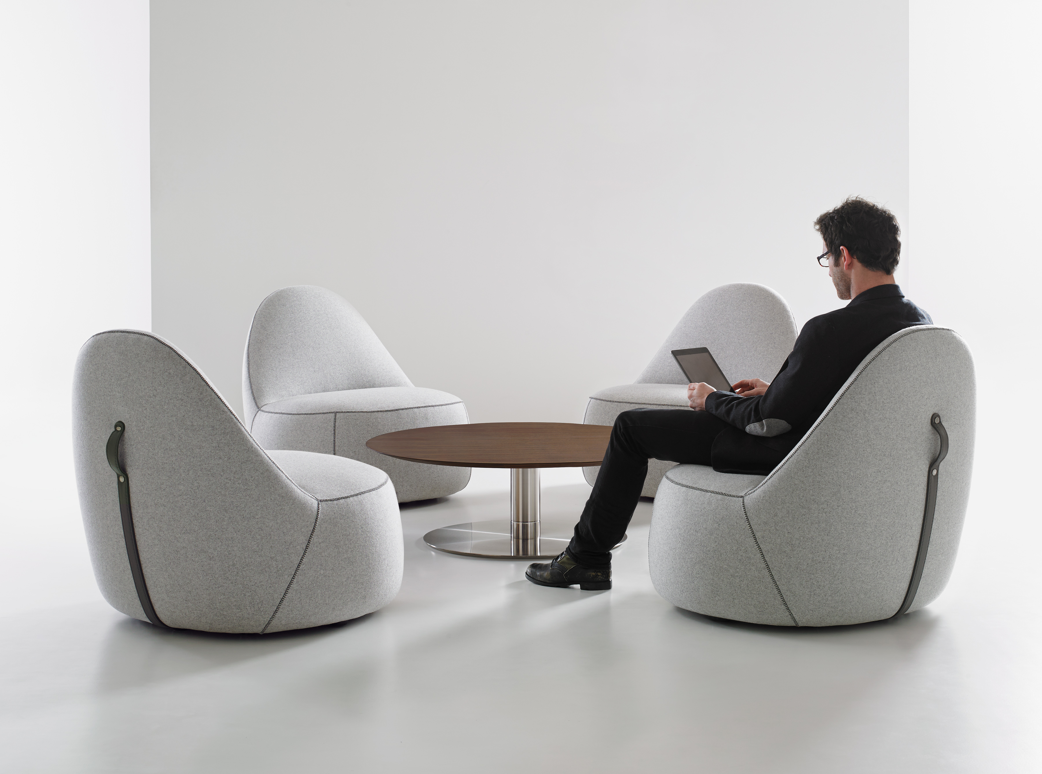 Lounge Desk Chair How Cal Newports Deep Work Concept Will Influence Office