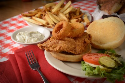 Chicken Sandwich LR