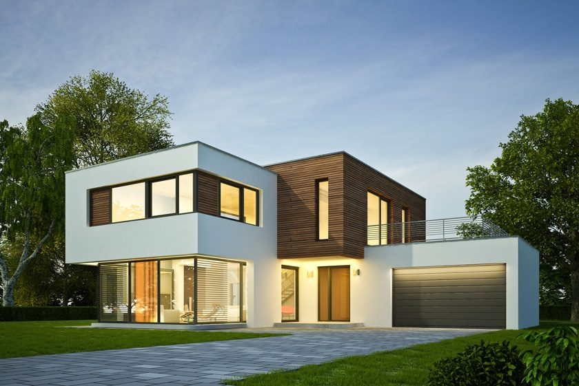 Home Und Design Contemporary Vs Modern Homes: The Difference | Structure Home