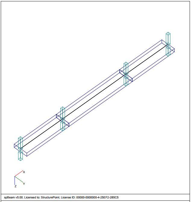 beam deflection diagrams