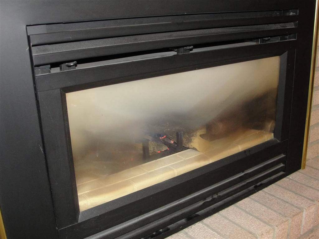 Gas Fireplace Tune Up Minneapolis Gas Fireplaces Dirty Glass Startribune