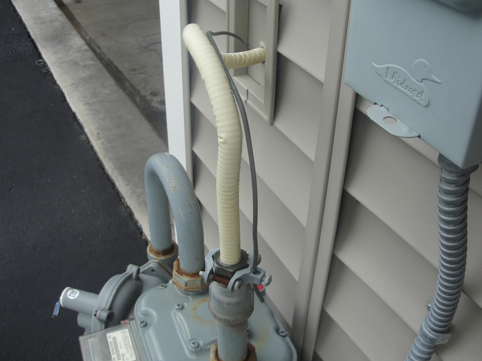 Running Gas Line To Fireplace Bonding Your Csst Gas Lines Minnesota Updates Its Rules