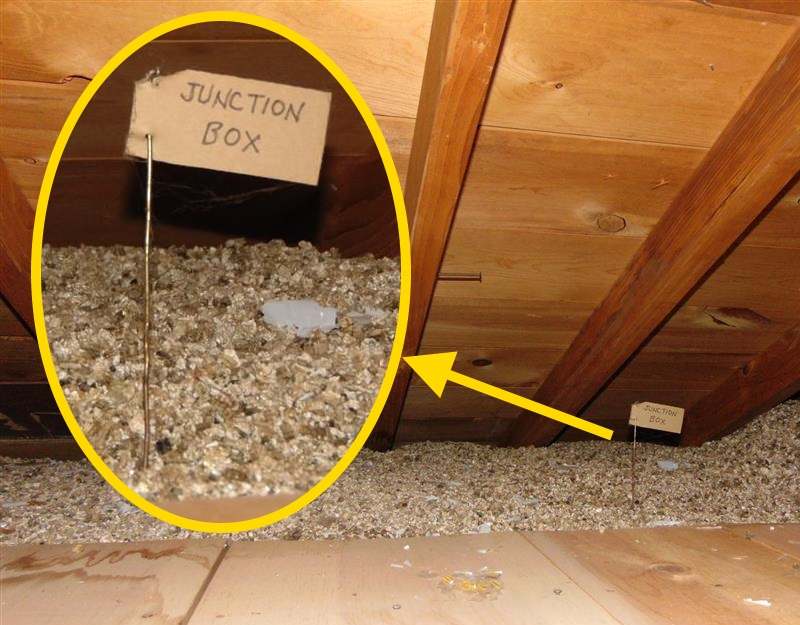 QA Can electrical boxes be buried in insulation? - Structure Tech