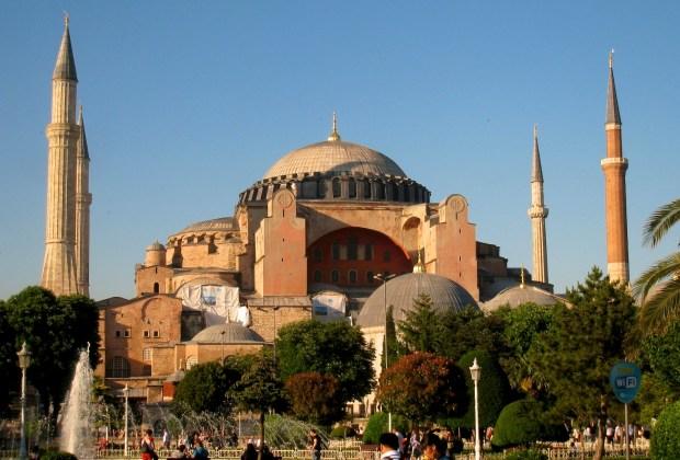 Istanbul, Turkey, Ayasofya