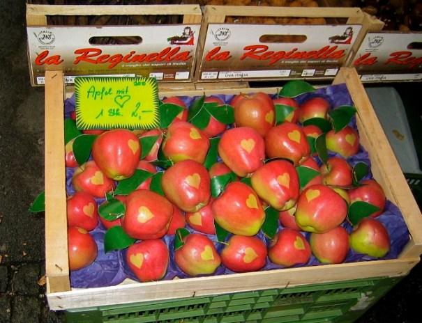Salzburg, Austria, Apples, Travel