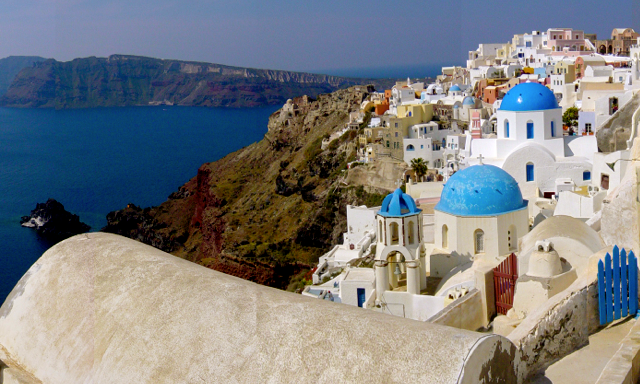 Whitewashed villages clinging precariously to the cliffs, blue-domed churches, and an equally blue sea stretching to the horizon. This is what typically comes to mind when anyone mentions the Greek Islands. My favorite is Santorini, also known as Thira. Located in the Aegean Sea about 120 miles (200 km) southeast […]