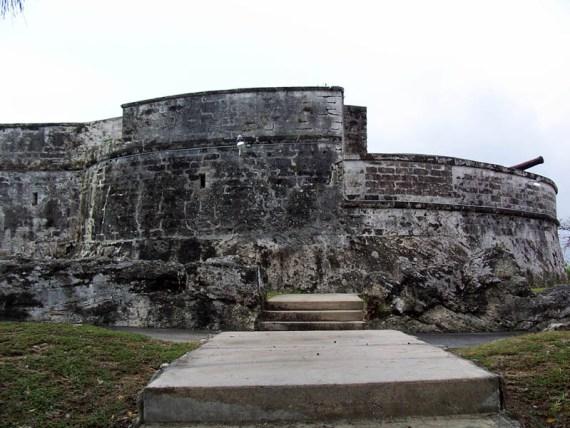 Fort Nassau Bahamas