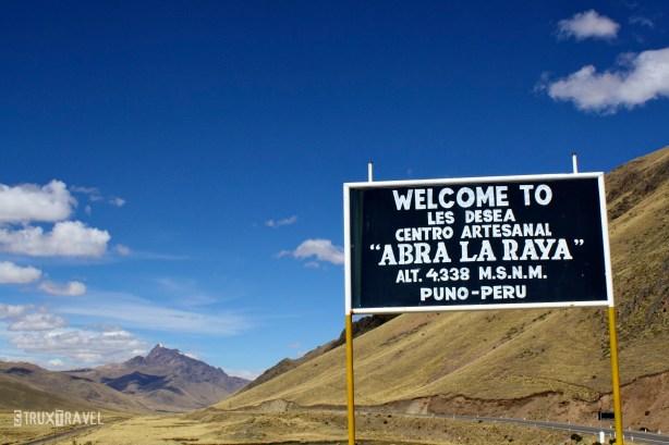 altiplano peru andean plateau