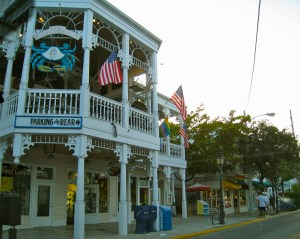 Key West Florida, Duvall Street