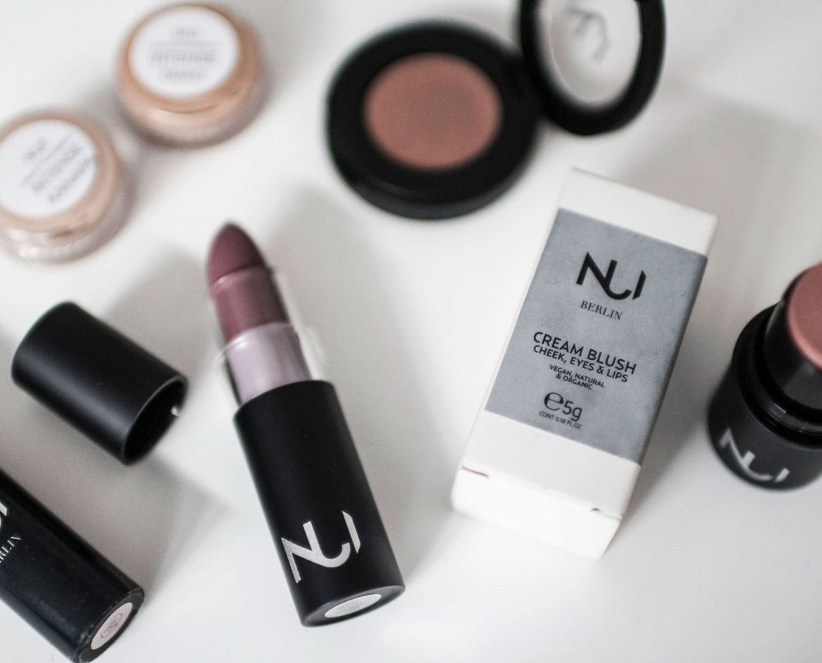 Make Up Gewinnspiel Nui Cosmetics Beauty Vegan Organic Make Up Tutorial Give Away