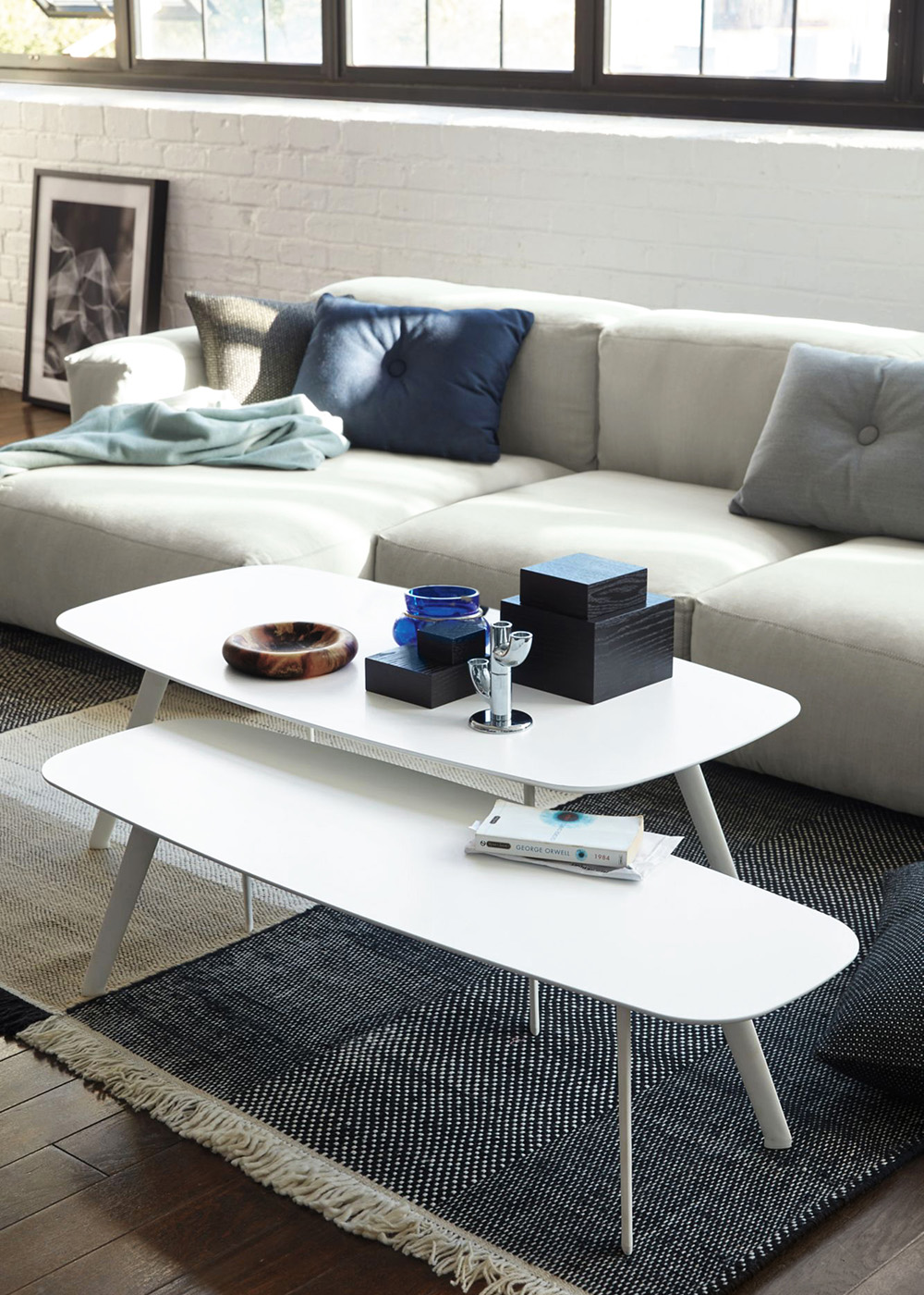 Couchtisch Plastik Stua Solapa Coffee Table