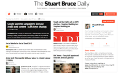 The Stuart Bruce Daily