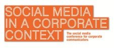 Social media in a corporate context