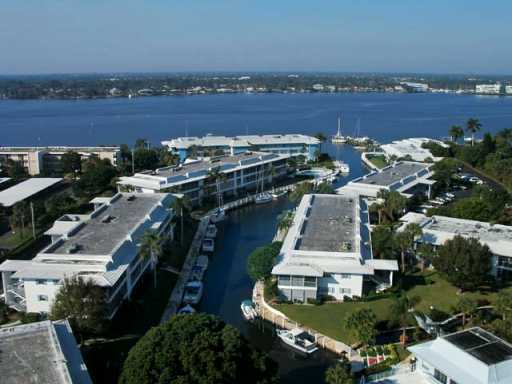 is a senior 55 community of waterfront condos in stuart fl