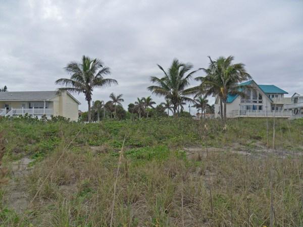 Ocean Front Land for Sale in Fort Pierce