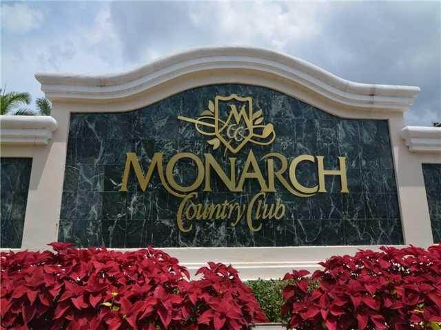 Monarch Country Club July 2016 Market Report