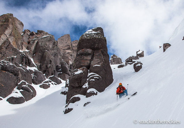 Potosi Peak