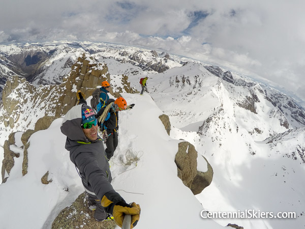 Centennial Skiers – Jagged Mountain