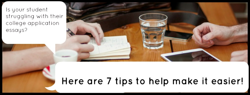 7 Writing Tips to Make Your Student\u0027s Essays Easier - Student-Tutor