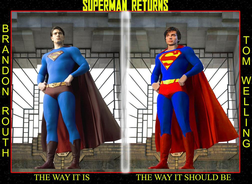 The Fall Wallpaper Movie Tom Welling As Superman Imagery