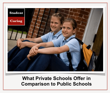 a comparison of public or private schools A comparison of public and private basic school heads yaw a ankomah university of cape coast warren c hope florida a&m university abstract it is generally acknowledged that there is a relationship between effective instruction, student.