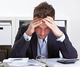 Stressed Photo from Shutterstock.com