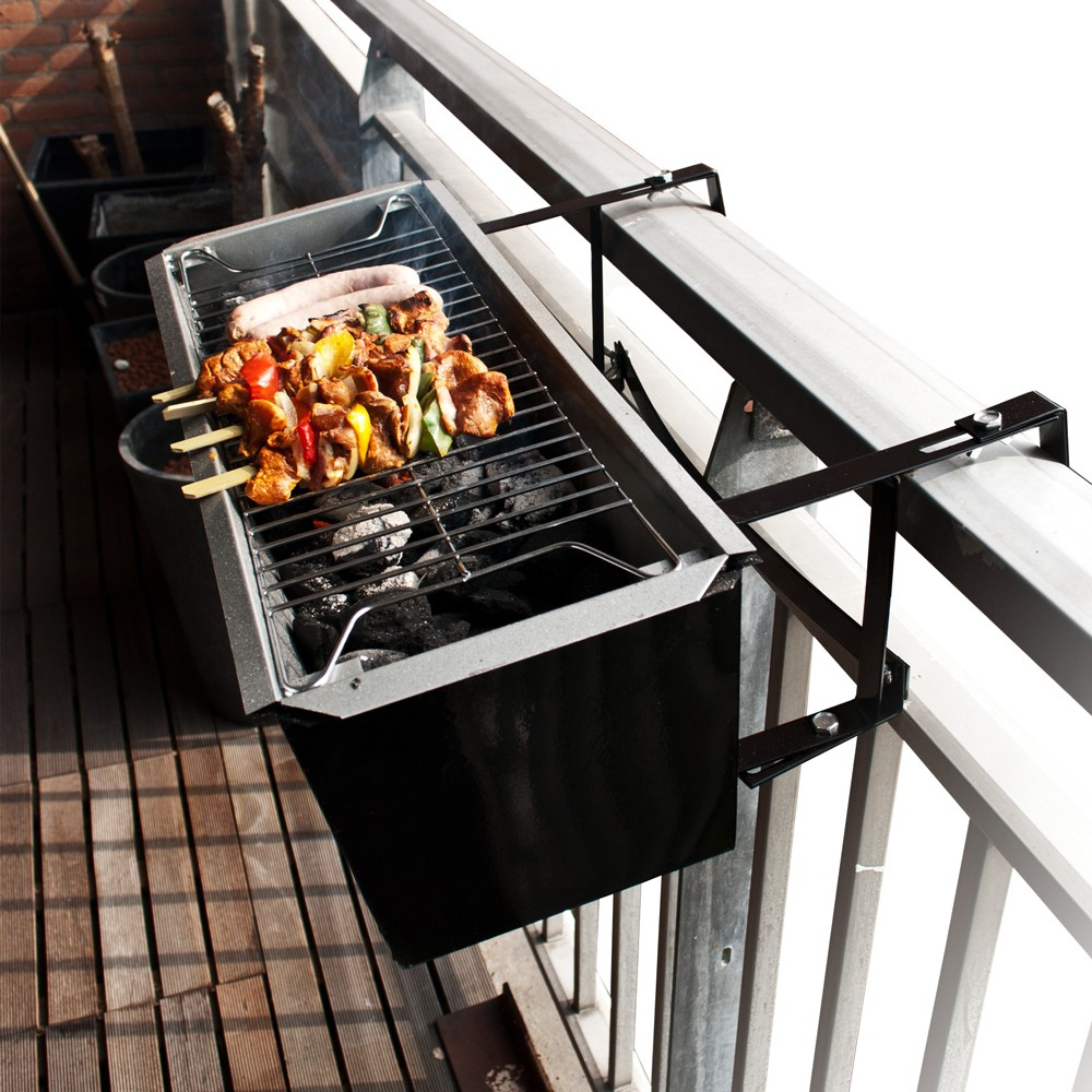 Karwei Barbecue Balkon Barbeque