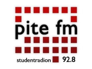 Pite FM Studentradion 92,8 mHz