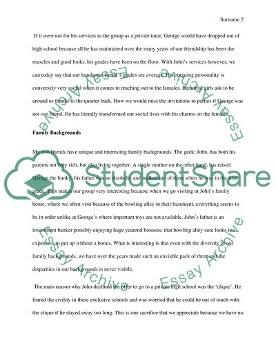Compare  contrast Essay Example Topics and Well Written Essays