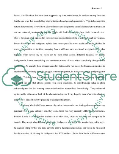 Love Beyond Borders Essay Example Topics and Well Written Essays