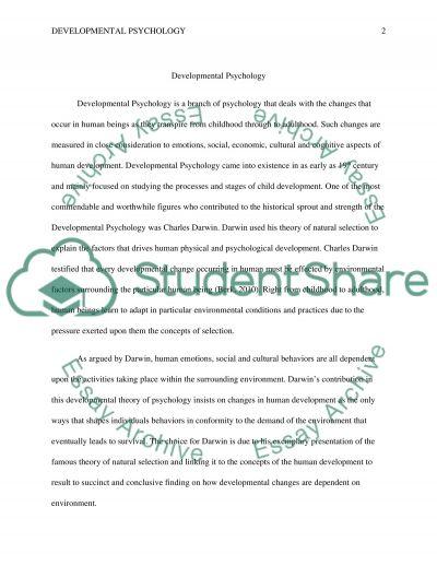 psychology research paper sample - Akbagreenw