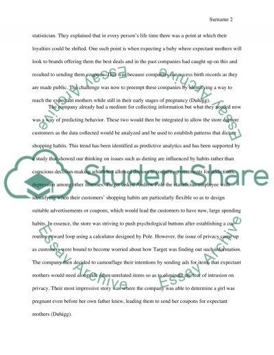 Informative Speech on Current Marketing or Presentation