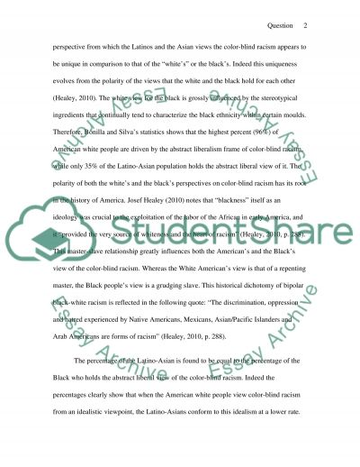 Essay #3 in ASA format Example Topics and Well Written Essays - Asa Essay Format Example