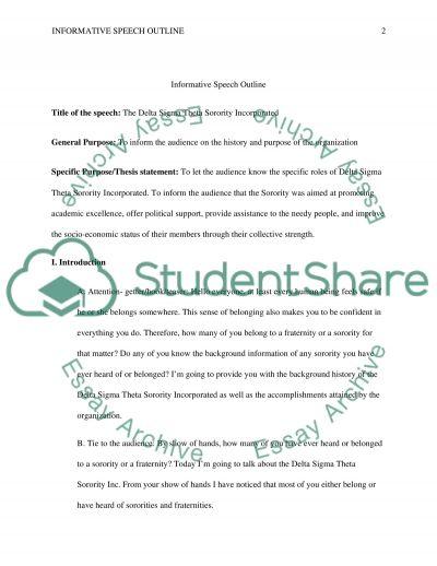 informative speech essay cloning informative speech as the