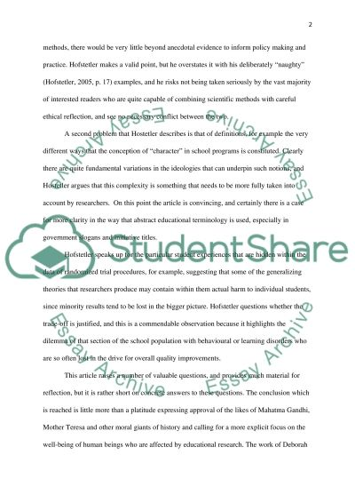 what is a critical response essay example of critical response essay