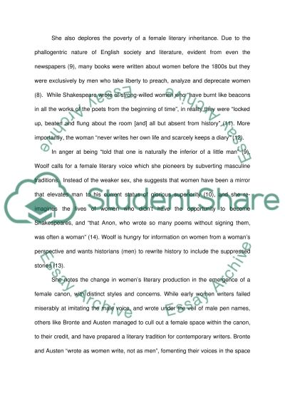 Womens Rights and Empowerment in Sula and A Room of Ones Own Essay - empowerment of women essay
