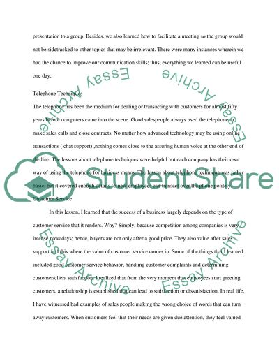 Office Management report Essay Example Topics and Well Written