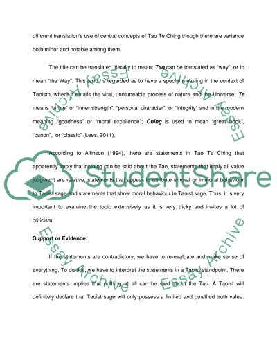 Refutation paper Essay Example Topics and Well Written Essays