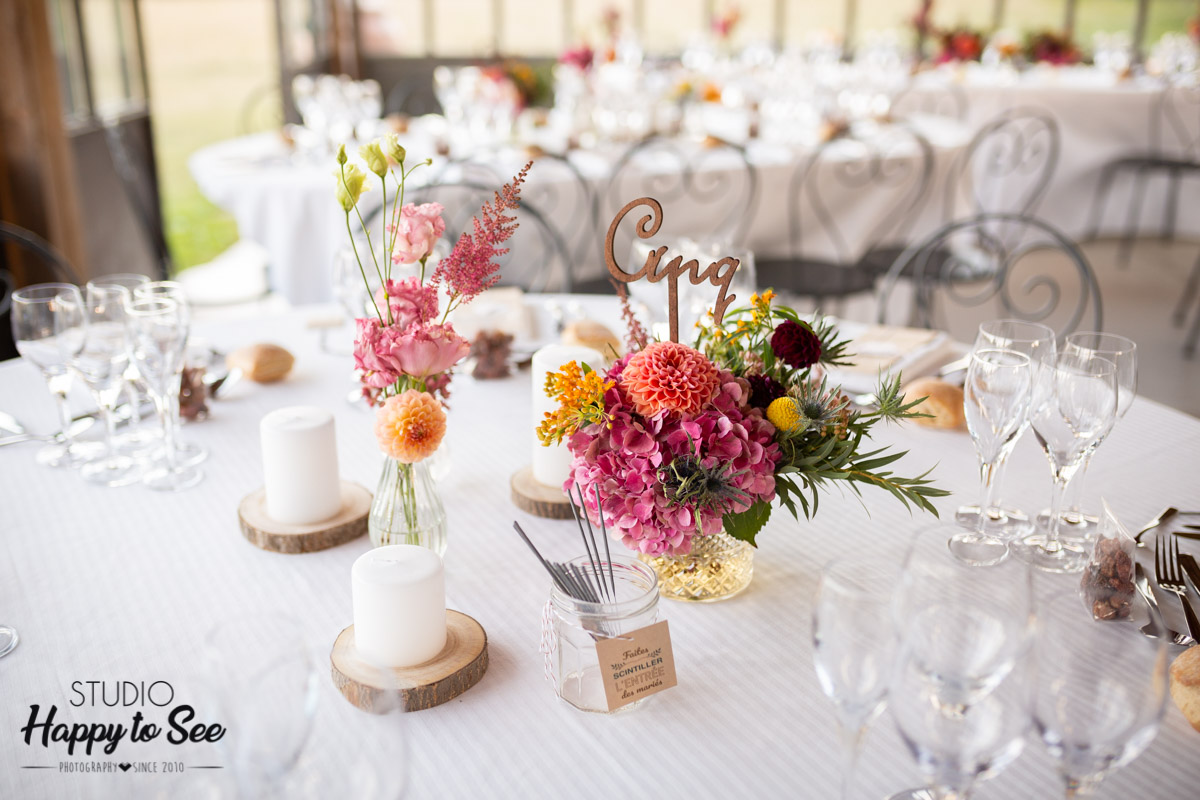 Mariage Champetre Decoration Table Decoration Table Mariage Champetre Chic Colore Studio Happy To
