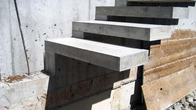 Cantilever Staircase Detail Tile Designs