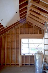 Diy Cathedral Ceiling Framing  Shelly Lighting