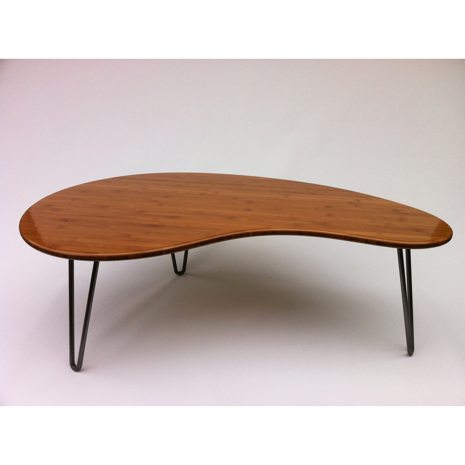 43u2033 Mid Century Modern Coffee Table