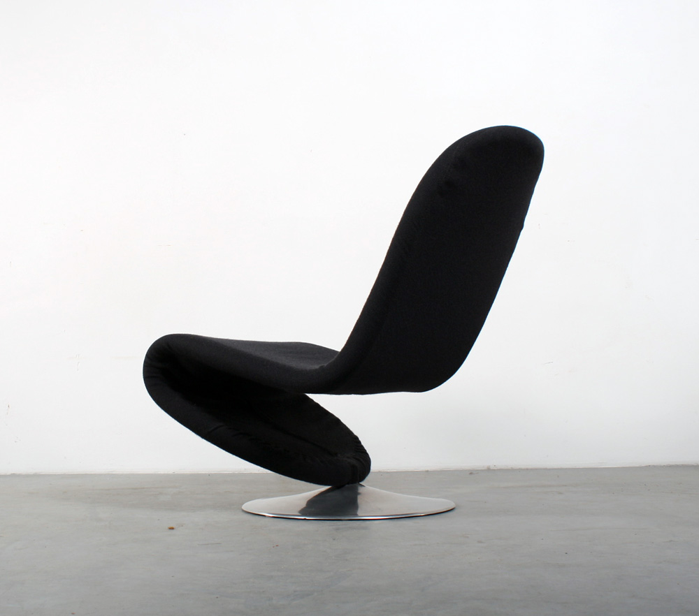 Design Stoel Studio1900 | 123 Chair Design Fauteuil Verner Panton