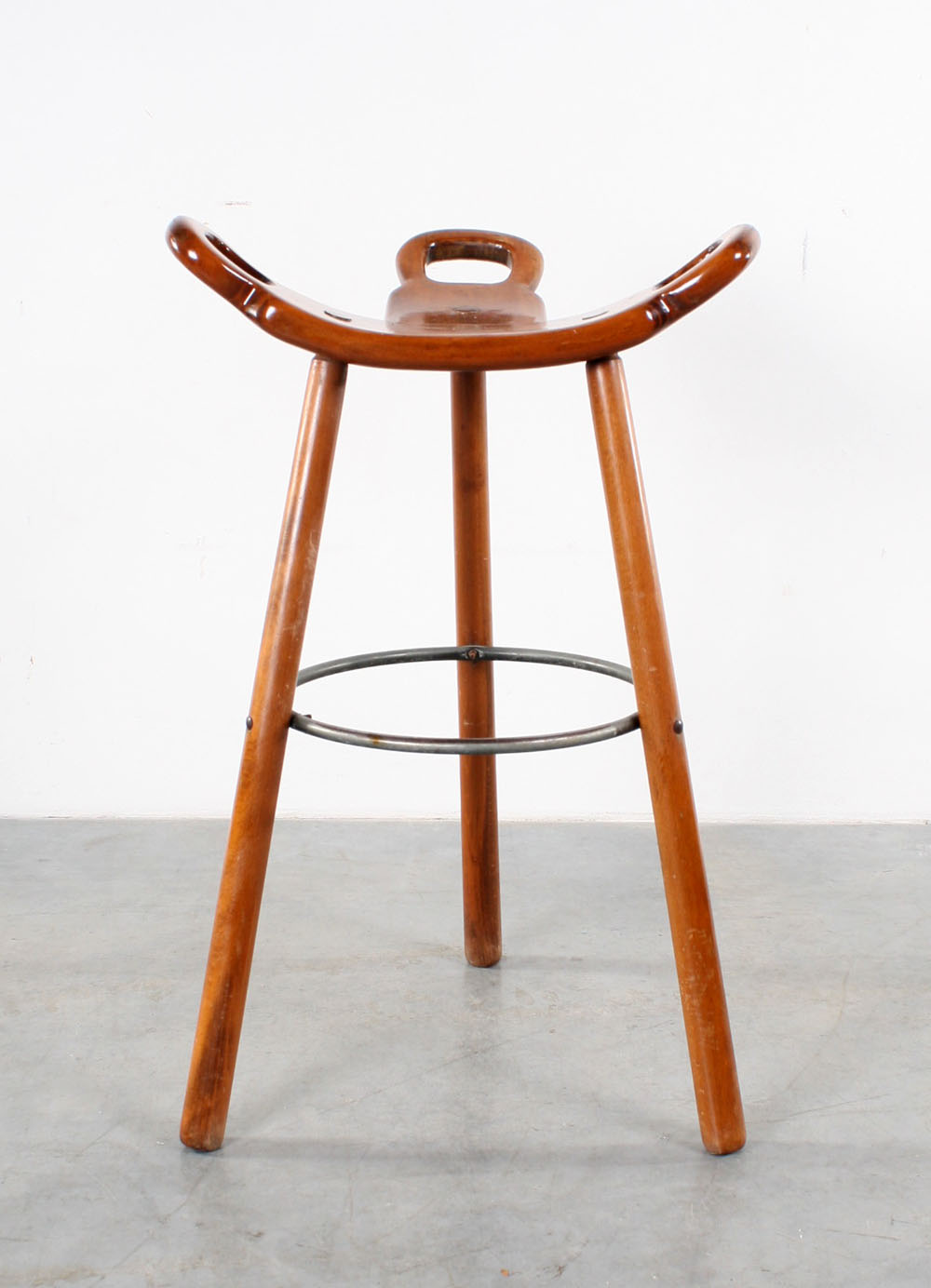 Eethoek Lamp Studio1900 | Spanish Bar Stools Brutalist Barkrukken
