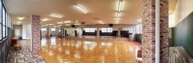 スタジオバース岡山問屋町3F,DANCESTUDIO01