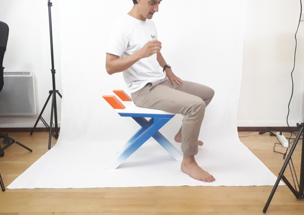 Studio Boost Dock Stool